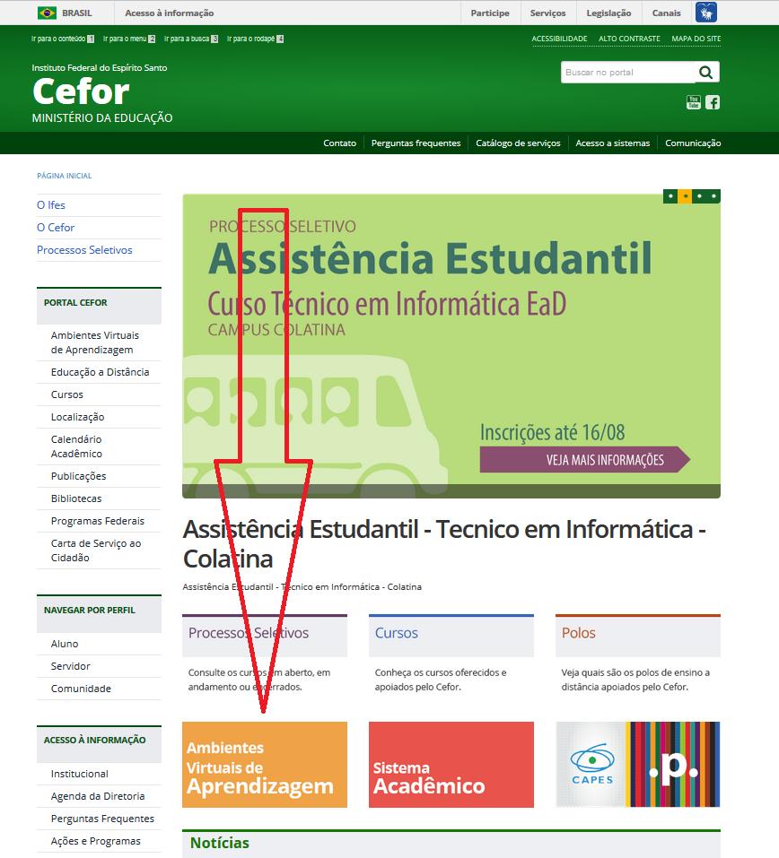 Portal Cefor